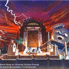 Ghostbusters - Universal Studios, Florida